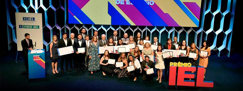 Prêmio Melhores Práticas de Estágio IEL/FIEB 2019
