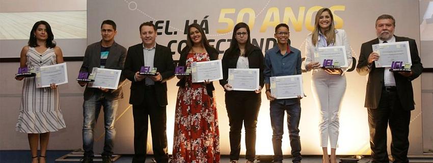 Sete Cursos Centro Tecnológico vence duas categorias do Prêmio IEL